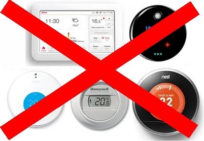Slimme thermostaat in combinatie met vloerverwarming